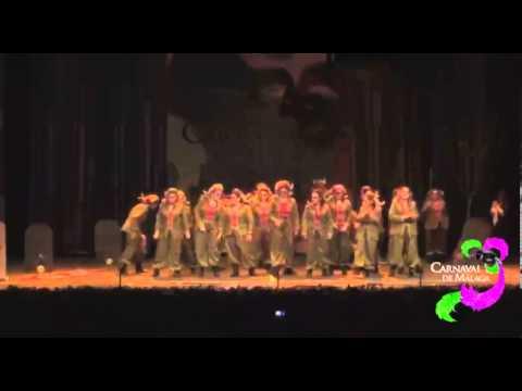 MÁLAGA COAC 2014 PRELIMINARES - LA IMPLACABLE