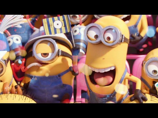 "Minions - ""Super Fans"" Super Bowl TV Spot"