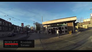 Riverdale Toronto; Parks, Greek Town and International Cuisine. By Bosley Real Estate