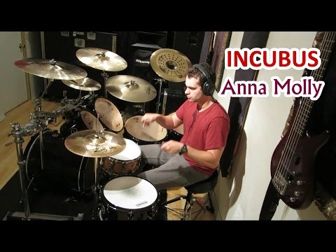 INCUBUS - ANNA MOLLY Drum Cover