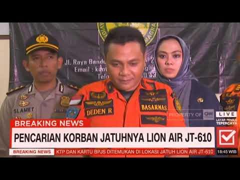 Wawancara Dengan Keluarga Korban Pesawat Lion Air JT-610