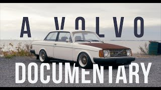 Volvo 740 Test Drive After Sitting 6 Years (1080p)