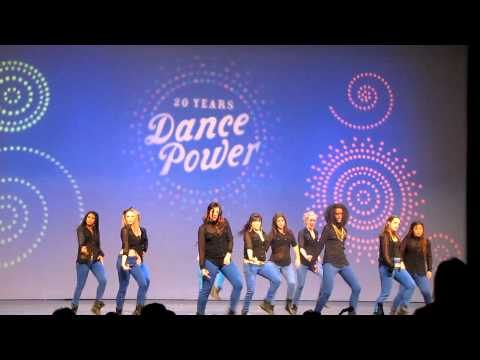 Bad Bitch Mentality (BBM) @ Dance Power 2012 :)