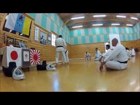 III Training Camp El Garañón Shorinji Kempo Las Palmas Branch (Trailer). Image 1