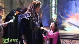 [BTS] Zhao Li Ying & William Chan - Lu Pao