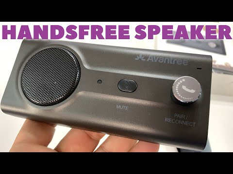 Add Bluetooth Handsfree Calling to an Old Car with the Avantree CK11 Car Kit