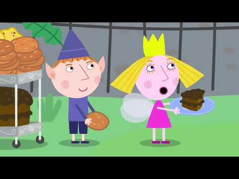 Ben and Holly's Little Kingdom - Adventure With Ben and Holly  - 1Hour   HD Cartoons for Kids