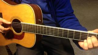Easy Fingerstyle Songs For Beginners- Song 1 Lesson 8