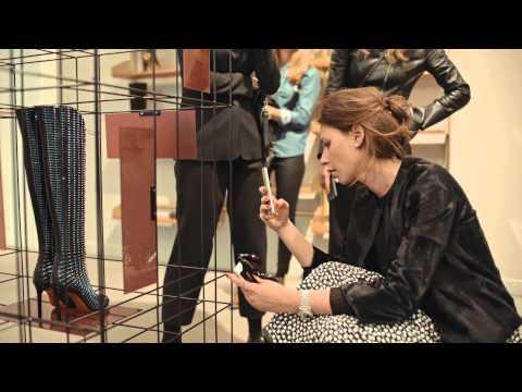Santoni Women's Collection F/W 15/16 - Milan Fashion Week