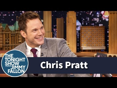 Chris Pratt's First Headshot Haunts Him