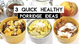 QUICK HEALTHY BREAKFAST I Easy ideas & recipes