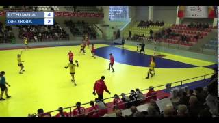 U17 Handball Live Georgia - Lithuania