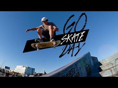 GO SKATE DAY 2018 - OTTAWA (LEGACY SKATEPARK)
