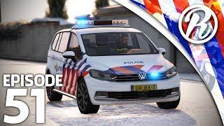 [GTA5] DE LAATSTE PATROL IN DEZE VW TOURAN?! - Royalistiq | Nederlandse Politie #51 (LSPDFR 0.31)
