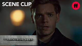 Shadowhunters | Season 2 Episode 17: Jonathan Attacks Jace | Freeform