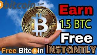 Earn Free Bitcoin ( Unlimited 100% legit) | Free Bitcoin Mining | 2018