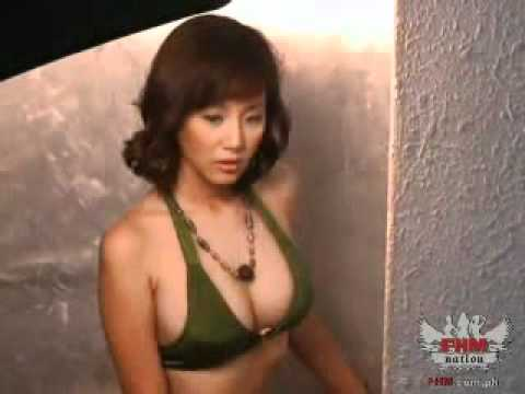 Fhm Raine Larrazabal video