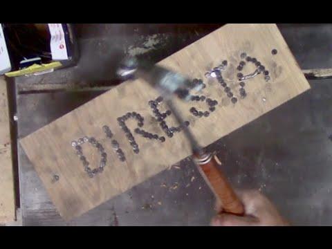 DiResta Hammers Nails