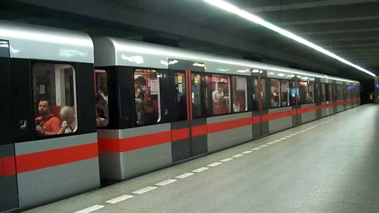 The Prague Metro/Subway - YouTube