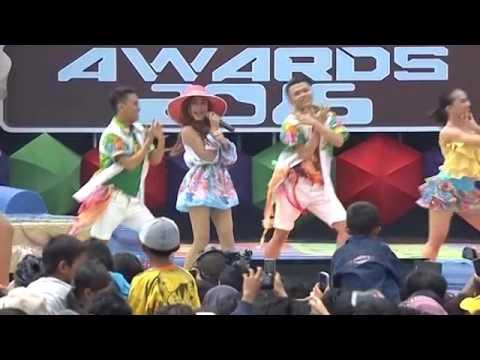 Top 5 Penampilan Bintang Tamu Inbox Awards 2015