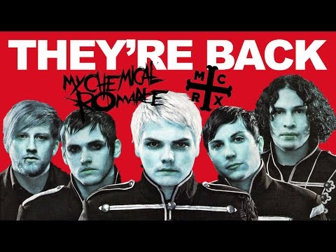 My Chemical Romance Getting Back Together?? MCRX