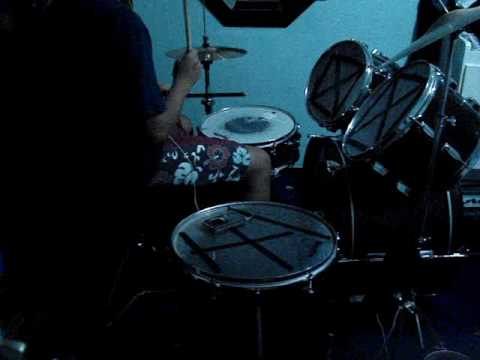 the reason hoobastank drum cover
