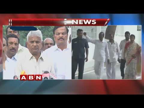 T-TDP leaders Meets Governor Narasimhan over Babli case