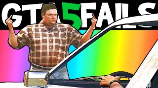 GTA 5 FAILS – EP. 11 (Funny moments compilation online Grand theft Auto V Gameplay)