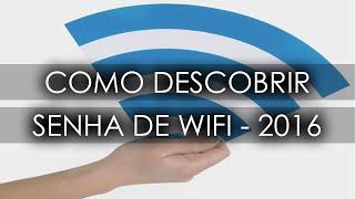 Como descobrir a senha do wifi do vizinho - SEM ROOT/ATUALIZADO 2016