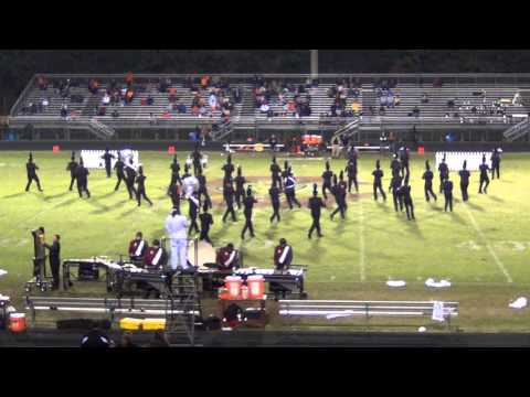 Chancellor High School Lightning Regiment Marching Band Program 2013-2014