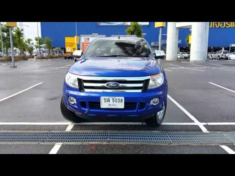 [video blog] Short Review 2014 Ford Ranger XLT - Part 1