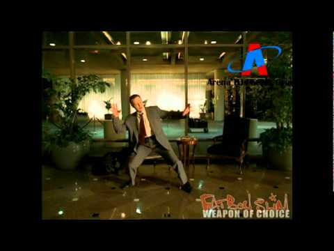 Fatboy Slim Feat. Lazy Rich - Weapon Of Choice 2010 (lazy Rich Remix) video