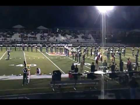Huntley High School Marching Band at A.A Stagg 2012