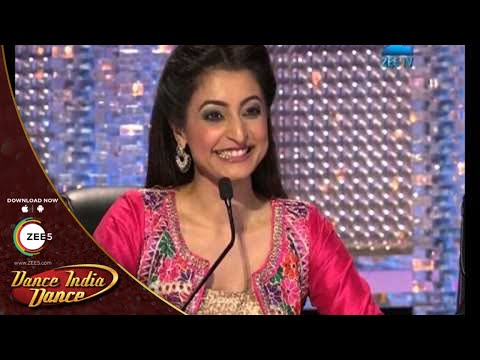 Dance India Dance Season 4  February 09, 2014 - Dharmesh's Performance video
