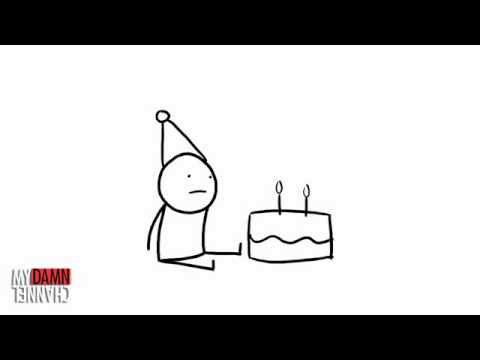 A Sad Birthday