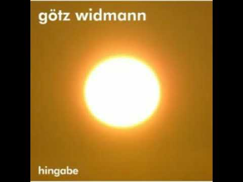 Götz Widmann - Mannhirn