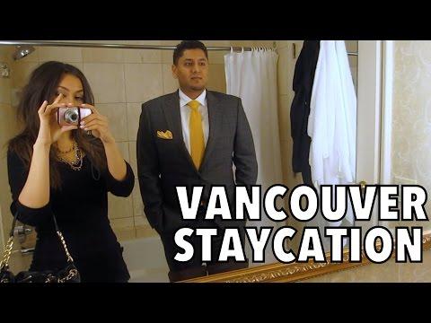 Vancouver Staycation & Valentine's Day - Vlog 27 - TrinaDuhra