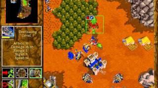 Warcraft II: Beyond the Dark Portal lossless speedrun orcs 12