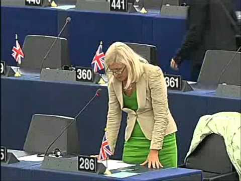 EU loan guarantees on taxpayers' backs - Marta Andreasen MEP