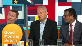 What Happens Now After the Brexit Party's Success at the EU Elections? | Good Morning Britain
