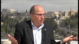 بلا قيود: مع وزير الدفاع الاسرائيلي موشيه يعلون