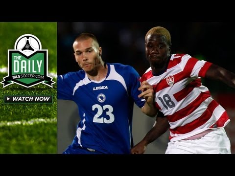 USMNT win, Mexico beat Ivory Coast and LA's new DP | The Daily 8/15