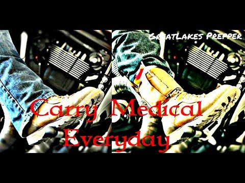 EDC Trauma kitAFAK by TheTacticalMedic