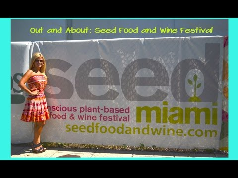 Out and About | Seed Food and Wine Festival :: The So Abby Show