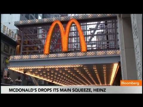 Why Is McDonald's Dropping Heinz?