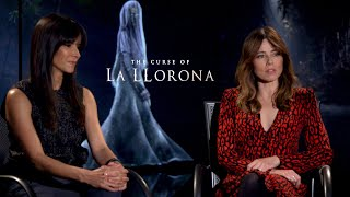 'The Curse of La Llorona' Cast Tells Their Own Ghost Stories
