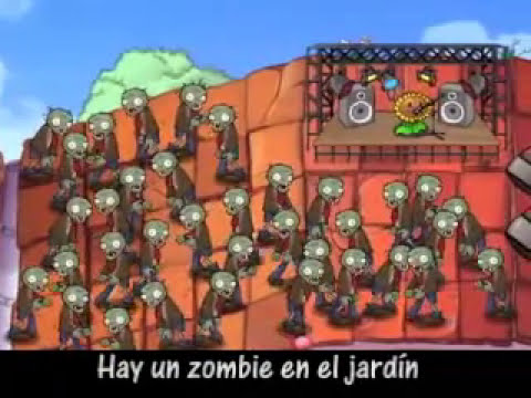 Zombies in the lawn (Fandub Latino)