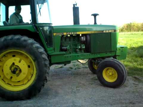 SOLD 4/19.  John Deere 4240 Diesel Tractor for SALE 4/12/2010 $18.000