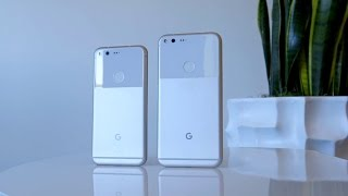 Google Pixel Phone — Review #1 / Обзор #1 [HD]