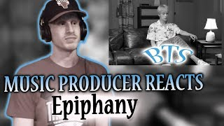 Music Producer Reacts to BTS - 'Epiphany' Comeback Trailer (LOVE YOURSELF 結 Answer)